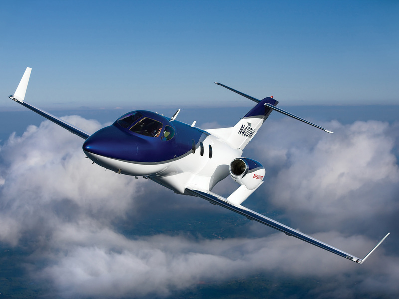 Hondajet Compact Business Jet